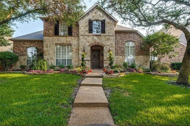 1804 Rollins Drive, Allen, TX 75013 (MLS #14628376) :: Real Estate By Design