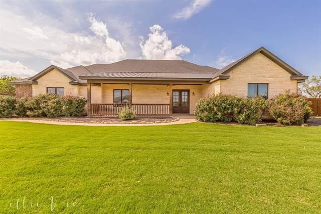 250 Stallion Road, Abilene, TX 79606 (MLS #14628383) :: All Cities USA Realty