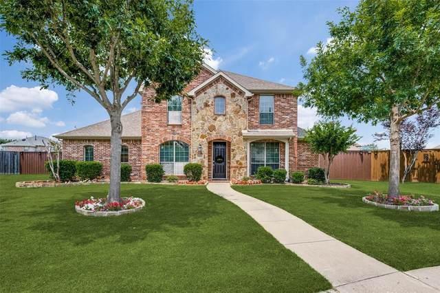 7013 New Bury Court, Rowlett, TX 75089 (MLS #14628422) :: The Mauelshagen Group