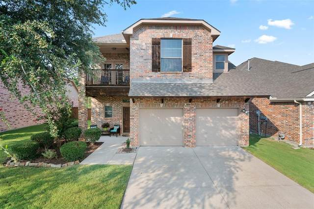 2813 St Johns Drive, Mckinney, TX 75072 (MLS #14628430) :: Real Estate By Design