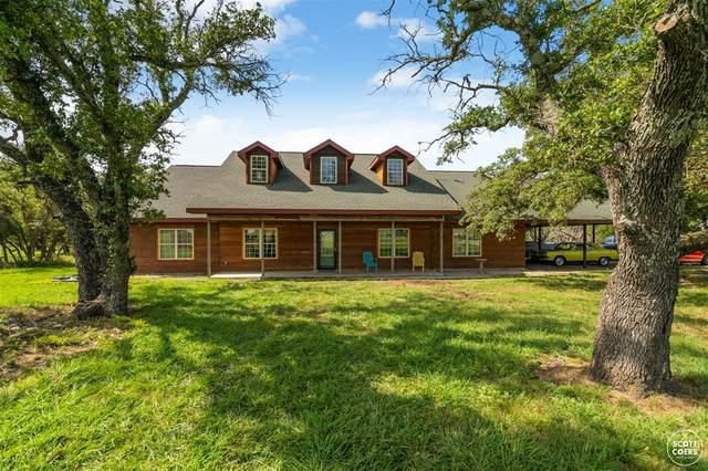 2301 County Road 227, Blanket, TX 76432 (MLS #14628434) :: Wood Real Estate Group
