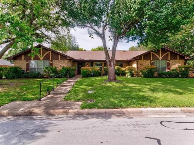 4425 Willow Way Road, Fort Worth, TX 76133 (MLS #14628435) :: The Krissy Mireles Team