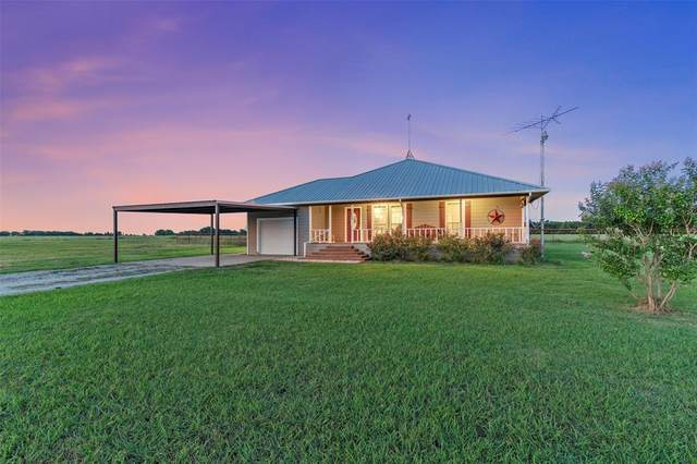 7789 County Road 4803, Ladonia, TX 75449 (#14628441) :: Homes By Lainie Real Estate Group