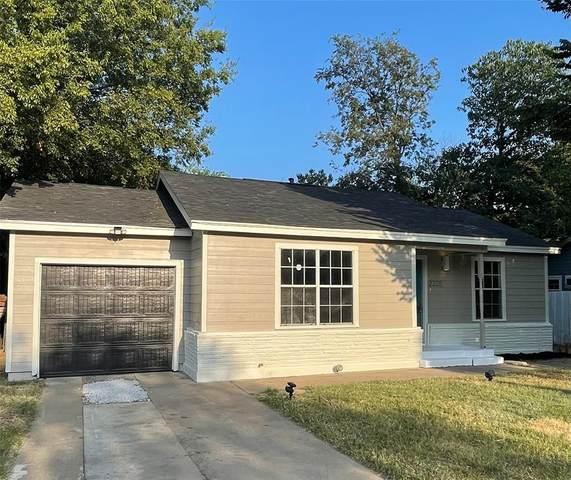 2225 Garrison Avenue, Fort Worth, TX 76105 (MLS #14628447) :: Real Estate By Design