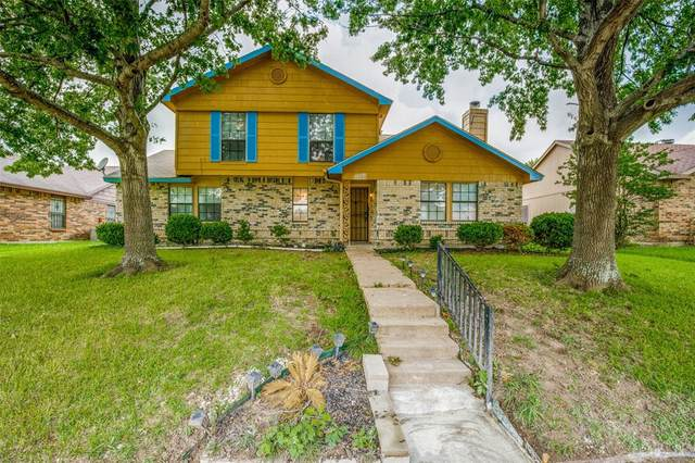 1349 Southridge Drive, Lancaster, TX 75146 (MLS #14628450) :: Real Estate By Design