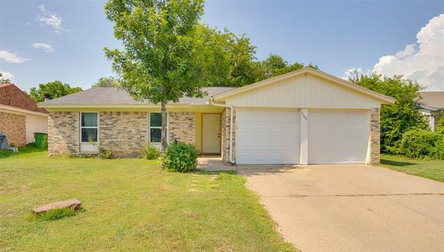 9908 Runnymeade Place, Fort Worth, TX 76108 (MLS #14628477) :: The Mitchell Group