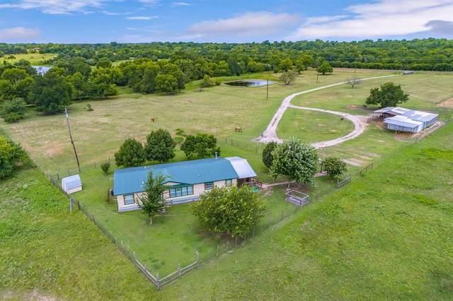 32350 Fm 429, Terrell, TX 75161 (MLS #14628511) :: The Mauelshagen Group