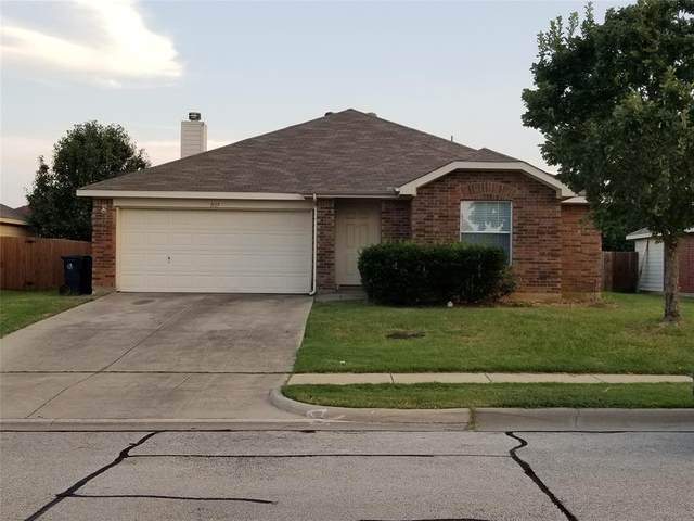 1517 W Hercules Lane, Denton, TX 76207 (MLS #14628519) :: Real Estate By Design