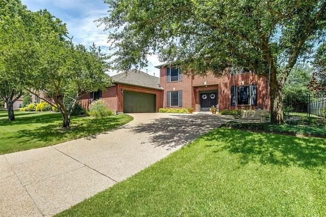 6917 Vista Ridge Court, Fort Worth, TX 76132 (MLS #14628529) :: NewHomePrograms.com