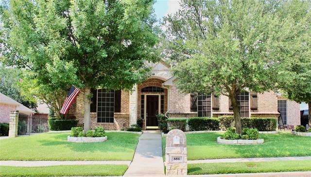 684 Bear Creek Drive, Hurst, TX 76054 (MLS #14628538) :: RE/MAX Pinnacle Group REALTORS