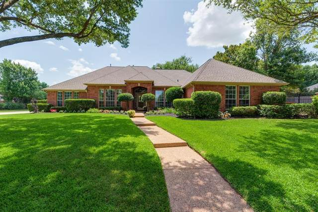 206 Waterford Drive, Southlake, TX 76092 (MLS #14628565) :: The Property Guys