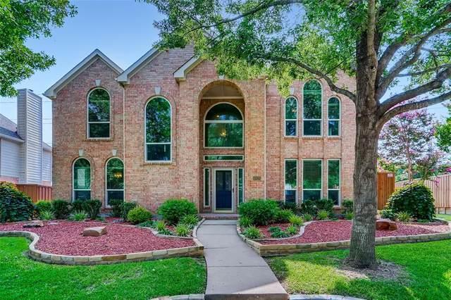 6828 Pentridge Drive, Plano, TX 75024 (MLS #14628581) :: Wood Real Estate Group