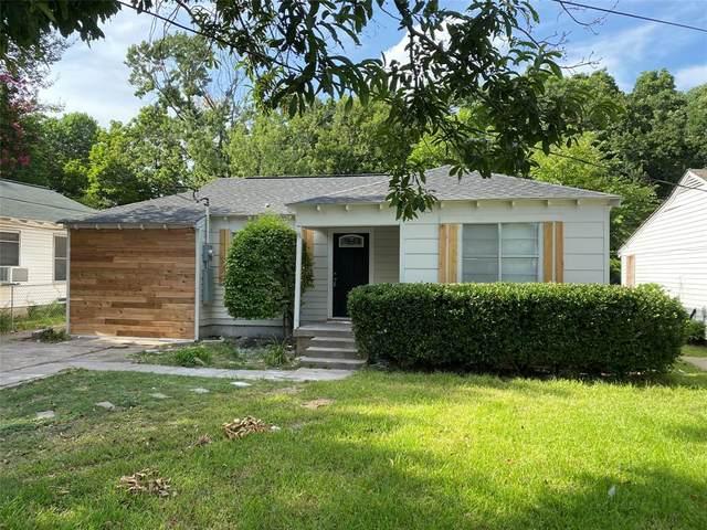 8621 Eden Valley Lane, Dallas, TX 75217 (MLS #14628637) :: Real Estate By Design