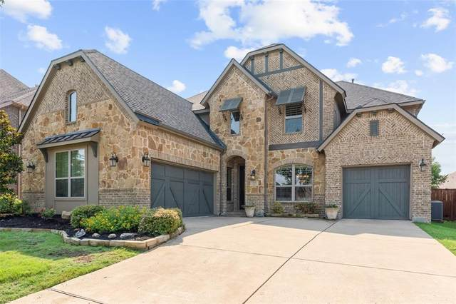 1306 Caliche Trail, Allen, TX 75013 (MLS #14628652) :: Crawford and Company, Realtors
