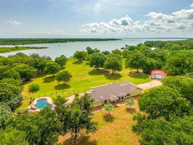 9060 SE County Road 2175, Corsicana, TX 75109 (MLS #14628656) :: Real Estate By Design