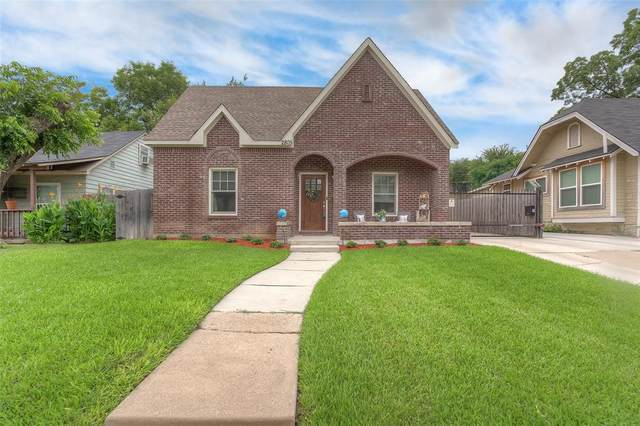 2805 S Adams Street, Fort Worth, TX 76110 (MLS #14628668) :: Real Estate By Design