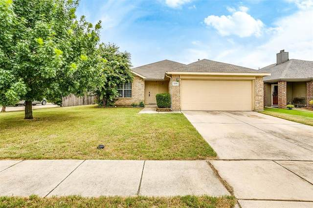 1256 Artesia Drive, Fort Worth, TX 76052 (MLS #14628678) :: The Mitchell Group