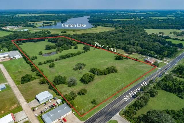 XXX S Hwy 19 Highway, Canton, TX 75103 (MLS #14628682) :: The Mauelshagen Group