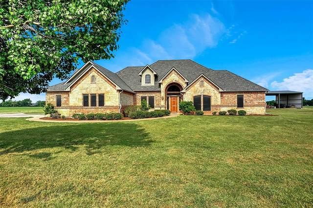2393 Spalding Road, Sherman, TX 75092 (MLS #14628727) :: Crawford and Company, Realtors