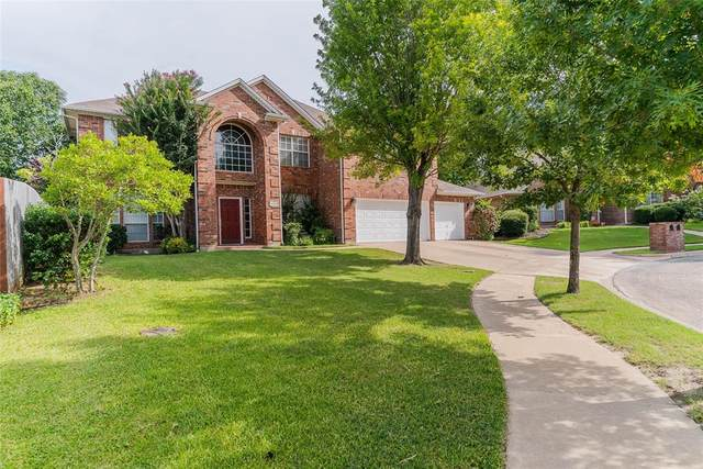 4805 Bristol Trace Court, Fort Worth, TX 76244 (MLS #14628736) :: Rafter H Realty