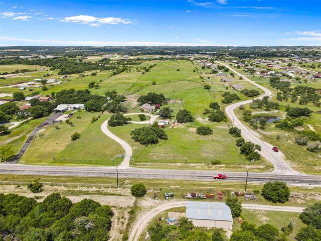 2215 Zion Hill Road, Weatherford, TX 76088 (MLS #14628784) :: The Kimberly Davis Group