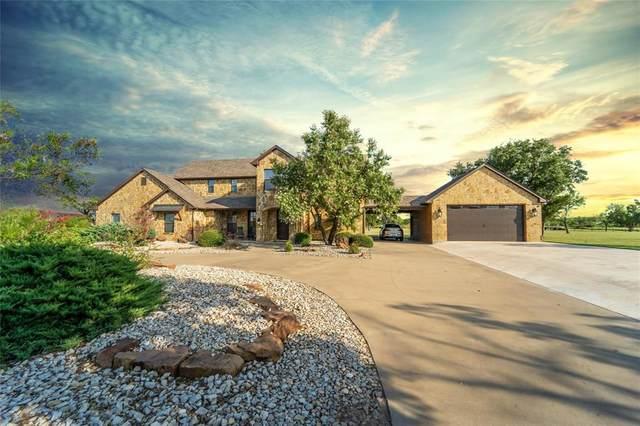 5120 Hells Gate Loop, Possum Kingdom Lake, TX 76475 (MLS #14628835) :: Robbins Real Estate Group