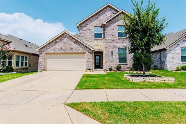 1509 Zebra Finch Drive, Little Elm, TX 75068 (MLS #14628841) :: Real Estate By Design