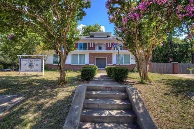 1803 Live Oak Street, Commerce, TX 75428 (MLS #14628849) :: Front Real Estate Co.