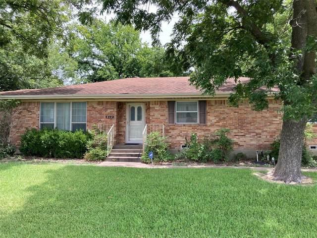 412 S Elm Street, Royse City, TX 75189 (MLS #14628852) :: The Krissy Mireles Team