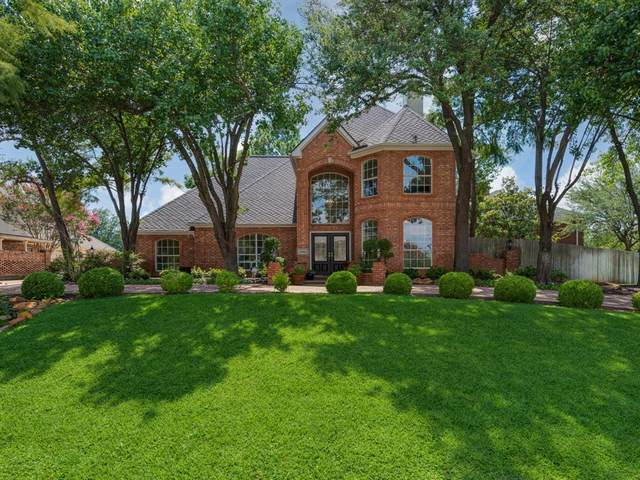 4008 Stonehaven Drive, Colleyville, TX 76034 (MLS #14628855) :: RE/MAX Pinnacle Group REALTORS