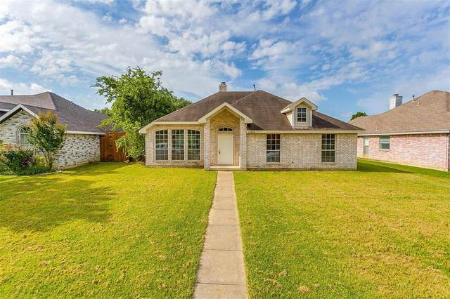 12614 Winter Park, Balch Springs, TX 75180 (MLS #14628864) :: Real Estate By Design