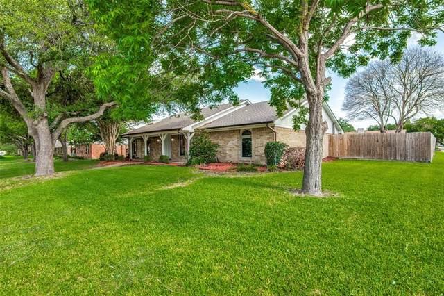 1629 Woodcrest Lane, Carrollton, TX 75006 (MLS #14628870) :: Real Estate By Design