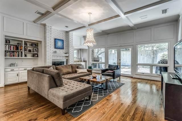 4406 Briargrove Lane, Dallas, TX 75287 (MLS #14628875) :: The Property Guys