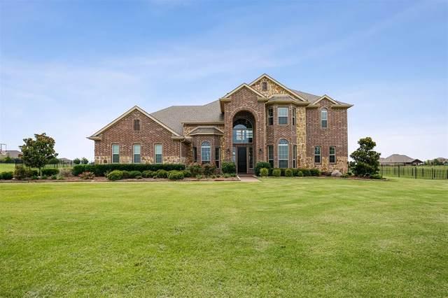 861 Chisholm Ridge Drive, Rockwall, TX 75032 (MLS #14628884) :: Rafter H Realty