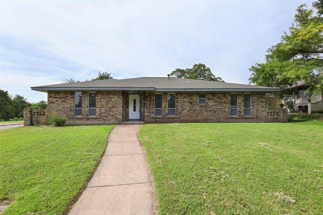 602 Little Creek Drive, Duncanville, TX 75116 (MLS #14628905) :: The Chad Smith Team