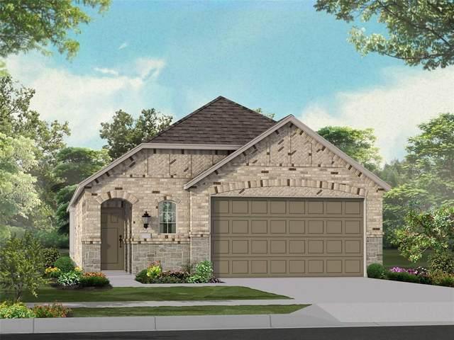 1754 Horseshoe Lane, Van Alstyne, TX 75495 (MLS #14628911) :: Real Estate By Design