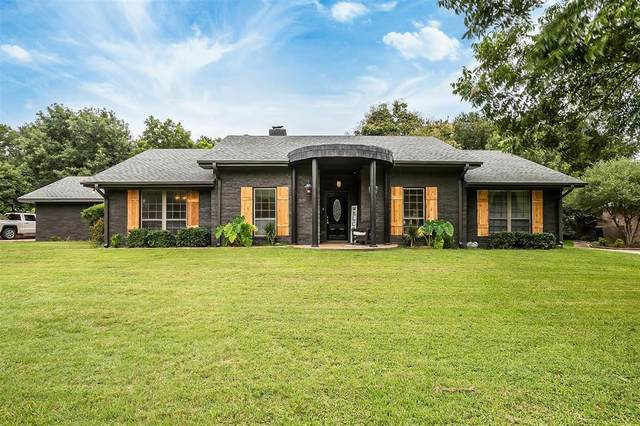 9103 Bontura Road, Granbury, TX 76049 (MLS #14628928) :: Maegan Brest | Keller Williams Realty