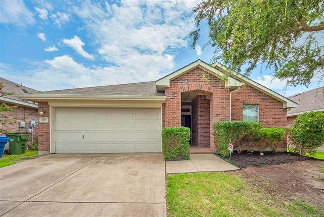 1017 Cottontail Drive, Forney, TX 75126 (MLS #14628930) :: The Mitchell Group