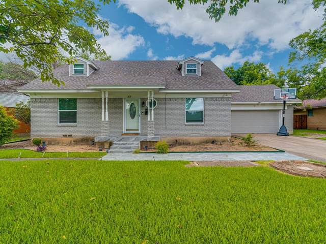 309 Dalton Drive, Desoto, TX 75115 (MLS #14628931) :: RE/MAX Pinnacle Group REALTORS