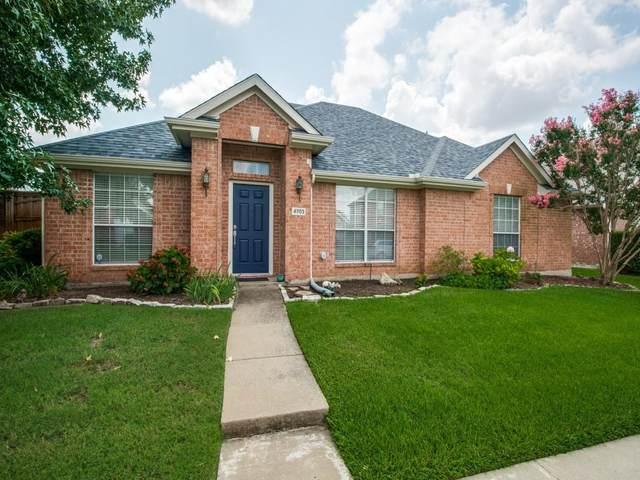 4703 Sunflower Drive, Mckinney, TX 75070 (MLS #14628954) :: The Rhodes Team