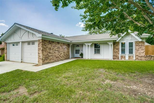 7621 N Richland Boulevard, North Richland Hills, TX 76180 (MLS #14628987) :: 1st Choice Realty