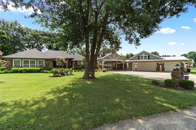 209 Lakeview Circle, Eustace, TX 75124 (MLS #14629027) :: Real Estate By Design