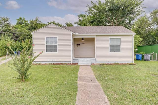 2657 Locust Avenue, Dallas, TX 75216 (MLS #14629032) :: The Chad Smith Team