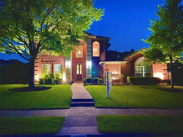 1302 Dearborn Road, Allen, TX 75002 (MLS #14629051) :: The Rhodes Team