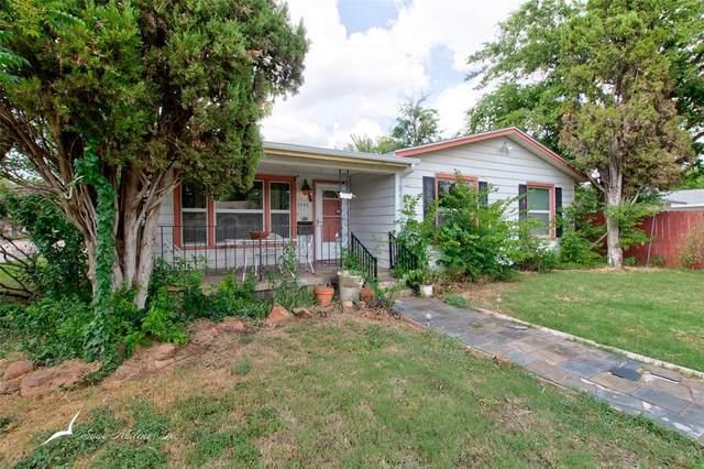 1542 N 15th Street, Abilene, TX 79601 (MLS #14629053) :: Real Estate By Design