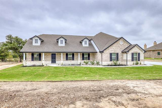 201 Columbia Court, Springtown, TX 76082 (MLS #14629064) :: All Cities USA Realty