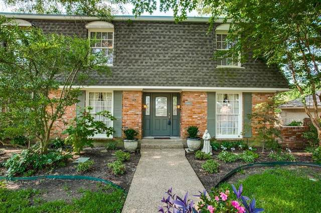 10505 Berry Knoll Drive, Dallas, TX 75230 (MLS #14629065) :: Real Estate By Design