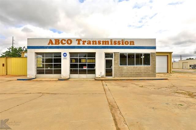2802 N 1st Street, Abilene, TX 79603 (MLS #14629077) :: KW Commercial Dallas