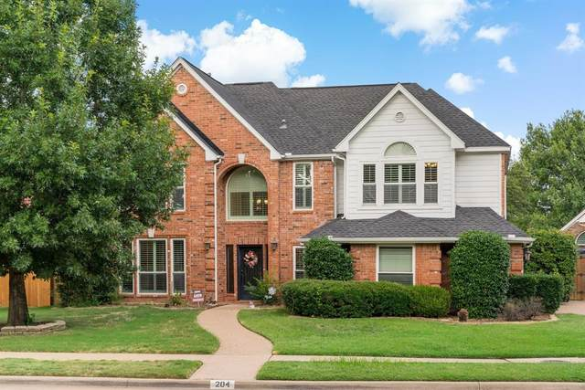 204 Spyglass Drive, Coppell, TX 75019 (MLS #14629085) :: The Chad Smith Team