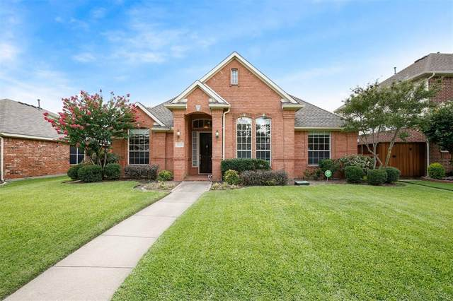 10113 Anne Drive, Frisco, TX 75035 (MLS #14629092) :: Real Estate By Design